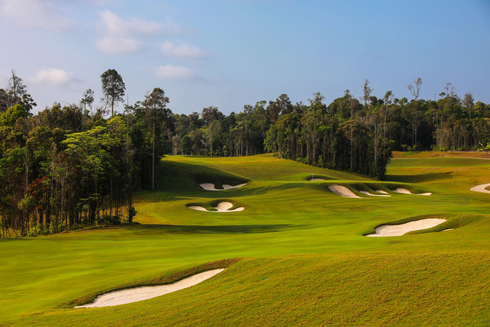 The Valley Course at The Els Club Malaysia - Desaru Coast