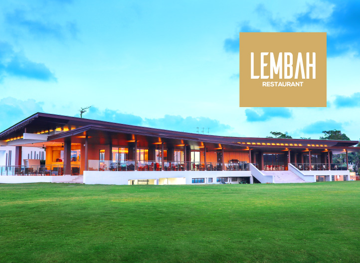 The Lembah Restaurant at the Valley Course at The Els Club Malaysia - Desaru Coast