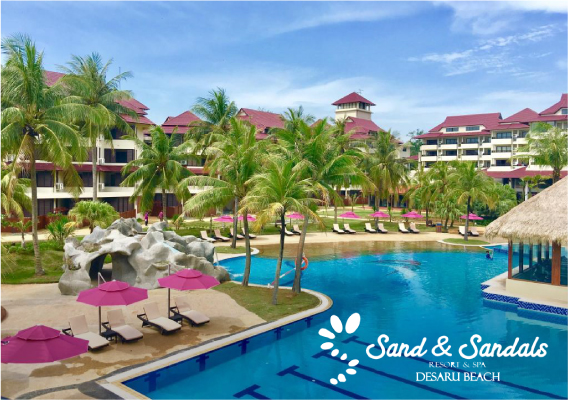 The Sand & Sandals Desaru Beach Resort & Spa